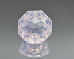 Natural Lavender Amethyst 13.77 Cts Perfect Precision Cut