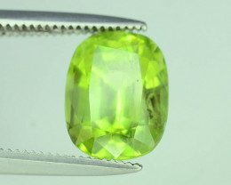 Exquisit Color 2.65 ct Himalayan Peridot ~ Pakistan