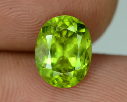 Exquisit Color 2.40 ct Himalayan Peridot ~ Pakistan