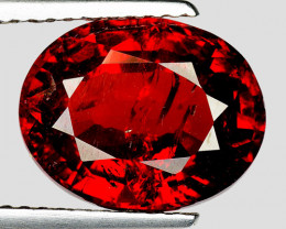 6.01 CT PURE RED SPESSARTITE GARNET WITH TOP LUSTER SG7