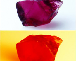 NR!!! 5.90 CTs Natural - Unheated Purple Color Change Garnet
