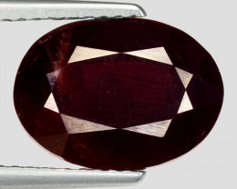 6.02 CT PURE RED SPESSARTITE GARNET WITH TOP LUSTER SG11