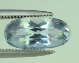 Top Grade 1.75 ct Attractive Color Aquamarine