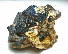 Amazing Natural Lovely color Damage free Gemmy Fluorite cluster 880Cts-P
