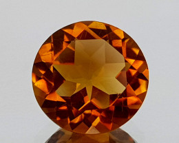 2.97Crt Madeira Citine Natural Gemstones JI12
