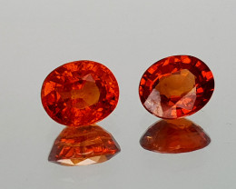 1.46Crt Spessartite Garnet Natural Gemstones JI12