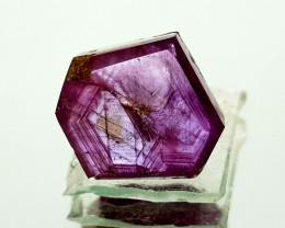 4.89Crt Trapiche Ruby  Natural Gemstones JI12
