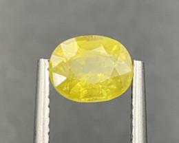 0.99 ct Natural Tantanite Sphene