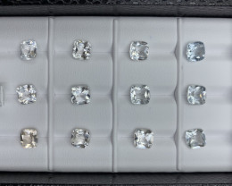 22.08 ct Topaz Gemstones Parcel