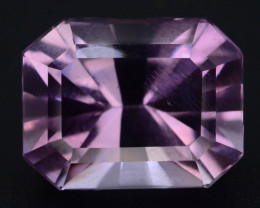 6.70 CT Natural Gorgeous Color Fancy Cut Amethyst