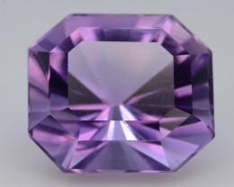 6.95 CT Natural Gorgeous Color Fancy Cut Amethyst