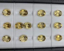32.11 ct Citrine  Gemstones Parcel