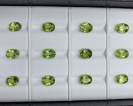 15.30 ct Peridot Gemstones Parcel
