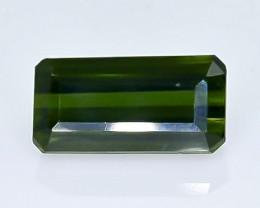 1.90 Crt Natural Tourmaline  Faceted Gemstone.( AB 30)