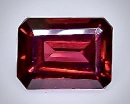 2.13 Crt Natural Rhodolite Garnet  Faceted Gemstone.( AB 30)