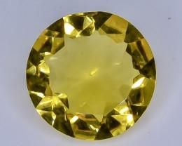 3.26 Crt Natural Citrine  Faceted Gemstone.( AB 30)