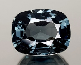 2CT NATURAL BLUE SPINEL IGCSPIN03