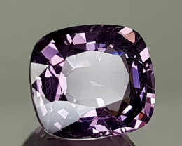 2.16CT NATURAL PURPLE SPINEL IGCSPIN16