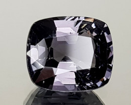 2.22CT NATURAL GREY SPINEL IGCSPIN43
