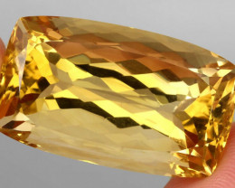 63.98 ct. 100% Natural Unheated Top Quality Yellow Golden Citrine Brazil