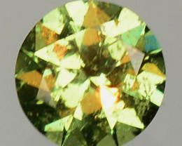 0.17 Cts Color Changing Natural Demantoid Garnet Gemstone