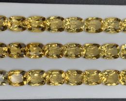 88.68 ct Citrine Gemstones Parcel