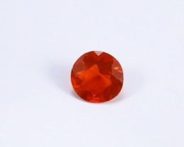 0.67ct Natural Mexican Fire Opal