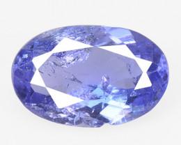 1.22 Cts  Amazing rare Violet Blue Color Natural Tanzanite Gemstone