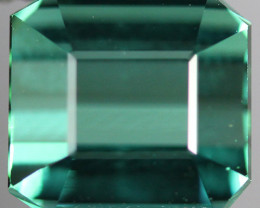 3.44 CT Indicolite tourmaline AAA Extra Fine Color !! - IT27