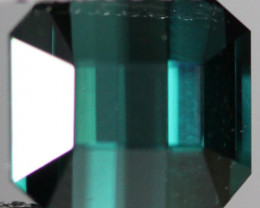 2.42 CT Indicolite tourmaline AAA Extra Fine Color !! - IT30