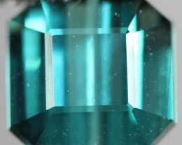 1.80 CT Indicolite tourmaline AAA Extra Fine Color !! - IT36