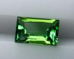 NR!!! 0.60 CTs Natural - Unheated Green Tourmaline Gemstone