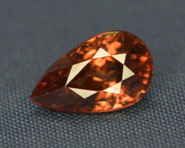 Amazing Quality 1.65 Carat  Beautiful Natural Color Zircon
