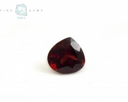3.36 carats Natural Garnet Round cut
