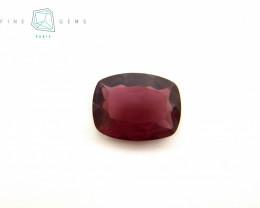 3.37 carats Natural Garnet Cushion cut