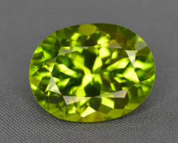 6.45 Ct Natural Top Quality Peridot ~ A