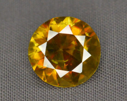 Top Dispersion 1.85 Ct Natural Titanite Sphene