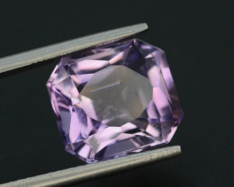 4.75 CT Natural Gorgeous Color Fancy Cut Amethyst ~ T