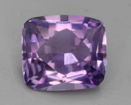 2.75 CT Natural Gorgeous Color Fancy Cut Amethyst ~ T
