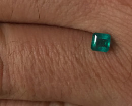 0,36ct Colombian Emeralds Ref 13/75 Colombian Emerald emerald Natural col