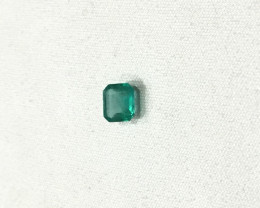 0,52ct Colombian Emeralds Ref 17/75 Colombian Emerald emerald Natural col