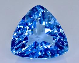 36.40 Crt  Topaz Faceted Gemstone (Rk-5)