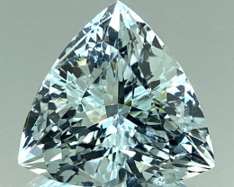 10.37Ct Aquamarine Excellent Cut Quality Gemstone From Pakistan.AQF 01
