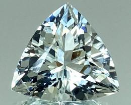 5.25Ct Aquamarine Excellent Cut Quality Gemstone From Pakistan.AQF 04