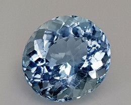 2.15CT NATURAL BLUE AQUAMARINE IGCSAA25