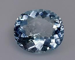 1.99CT NATURAL BLUE AQUAMARINE IGCSAA33