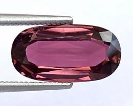 2.23Ct Tourmaline Amazing Cut  Sparkiling Luster Quality Gemstone. TMF 07