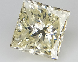 0.38 CT , Light Color Diamond , Brilliant Lustre