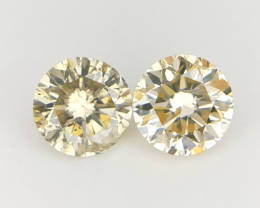 2/0.30 CT , Diamond Size pairs ,Diamonds for Jewelry