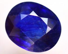 Ceylon Sapphire 6.25Ct Royal Blue Sapphire E2802/A23